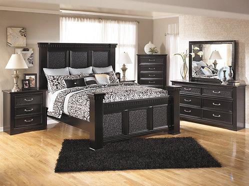 Cavallino Bedroom Set