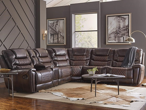 Breckenridge Reclining Sectional