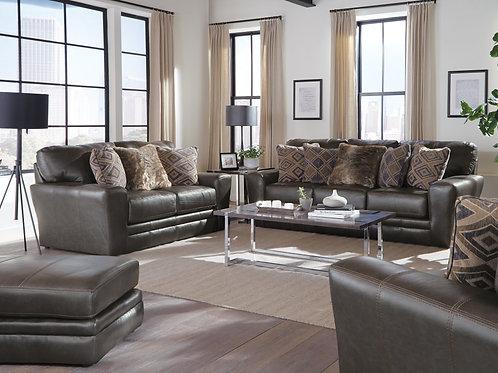 Denali Steel Living Room Sofa OR Loveseat