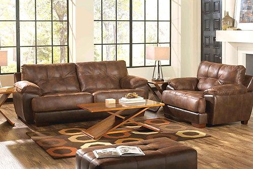 Drummond Sunset Sofa & Loveseat