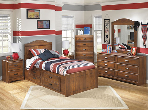 Barchan Youth Storage Bedroom