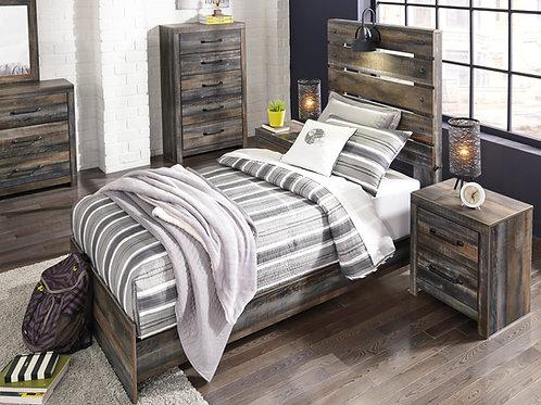 Drystan Urban Rustic Youth Bed