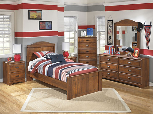 Barchan Youth Panel Bedroom