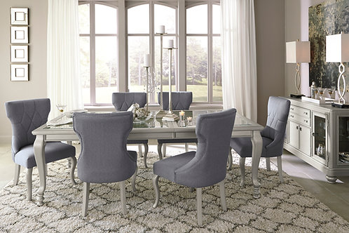 Coralayne Dining Table & 6 Chairs