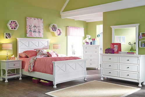 Kaslyn Youth Bedroom Set