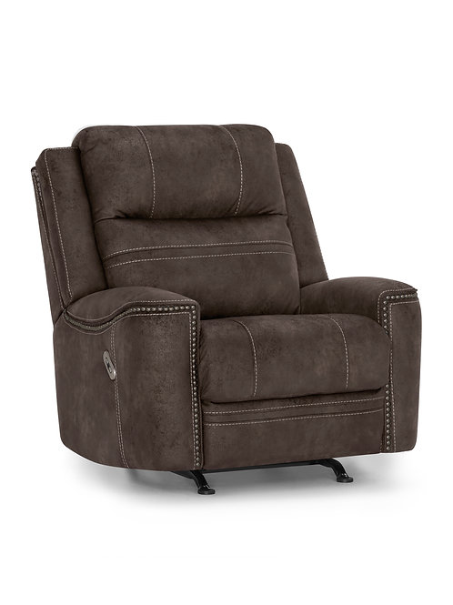 Huxley Jericho Earth Dual Power Recliner