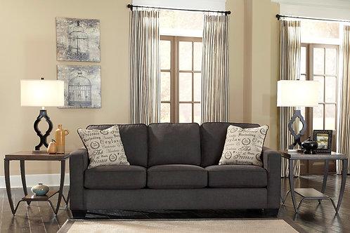 Alenya Charcoal Sofa Special
