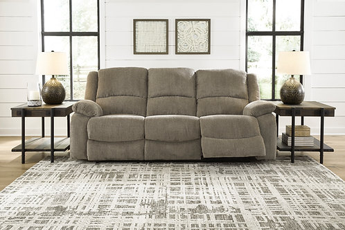 Draycoll Pewter Reclining Sofa
