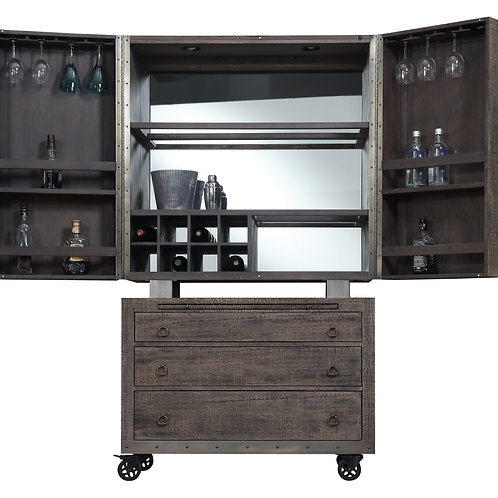 Dakota Dining Collection Bar & Server