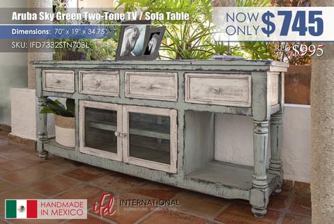 Aruba Sky Green Two Tone TV Sofa Table_IFD7332STN70BL_Sep2021.jpg