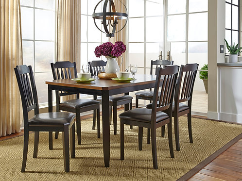 Gathering Dining Table & 6 Chairs