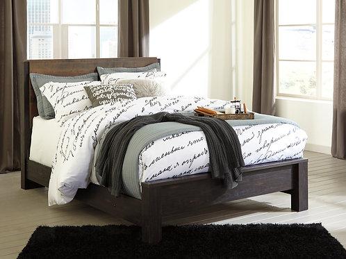 Windlore Dark Brown Bed