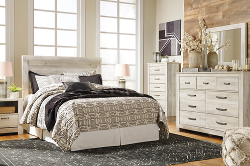 Bellaby White Queen Bedroom Collection