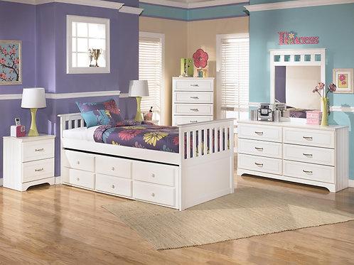Lulu Budget Bedroom Set