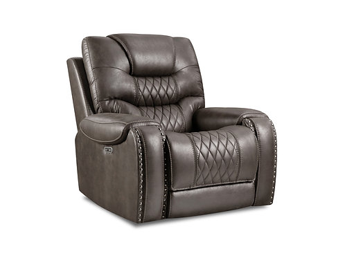 Bailey's Desert Slate Recliner (Text for Pricing)