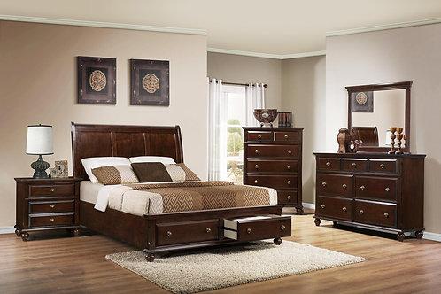 Portsmouth Queen Bedroom Set