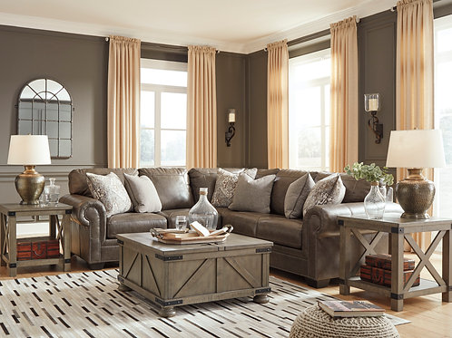 Roleson Quarry 2-PC Sectional