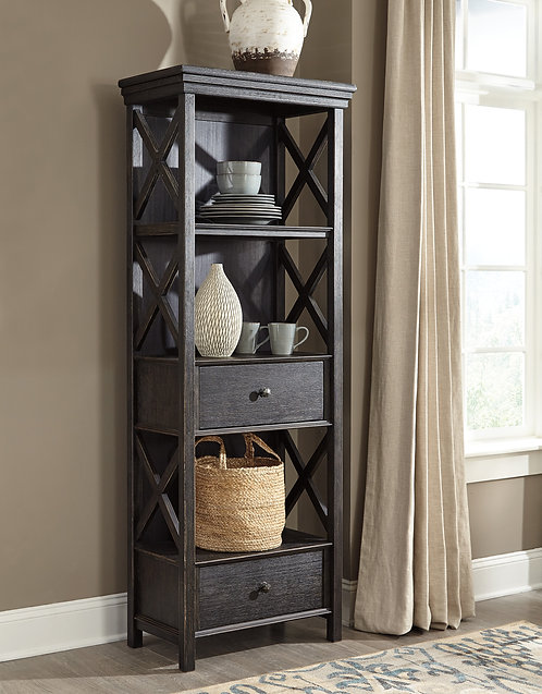 Tyler Creek Display Cabinet