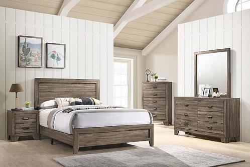 Driftwood Gray Queen Bedroom Set