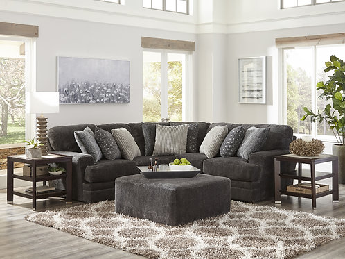 Mammoth Smoke Small Sectional