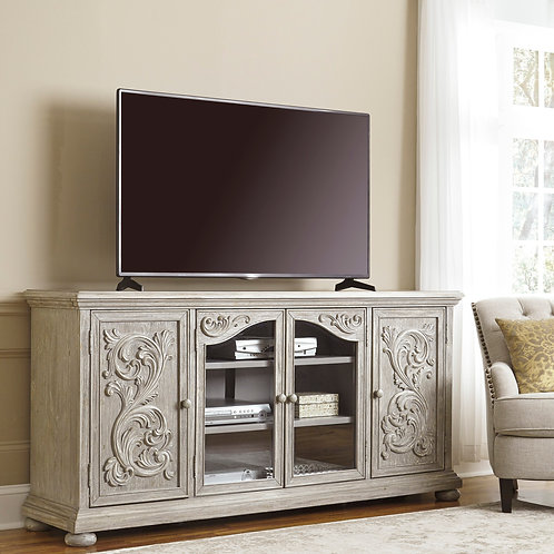 Marleny Gray XL Entertainment Stand