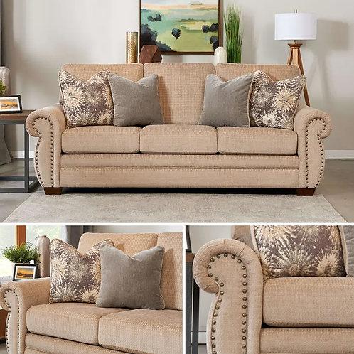 Auburn Archie Putty Sofa, Loveseat, OR Chair