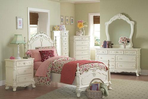 Cinderella Twin Bedroom Set