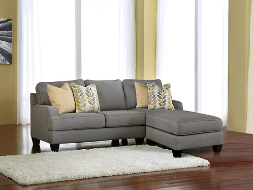 Chamberly Alloy Sectional Chaise