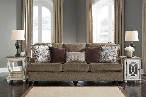 Braemar Brown Sofa Special