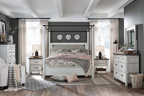 Bellevue Manor Queen Canopy Bed Special