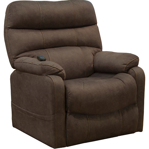 Buckley Chocolate Power Lift Recliner