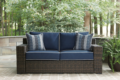 Grasson Lane Outdoor Love Seat