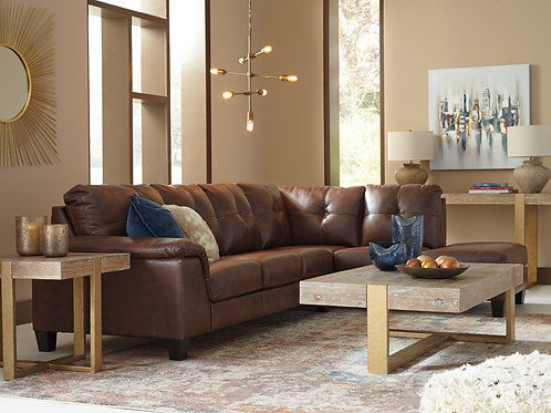 Goldstone Autumn 2-PC Sectional
