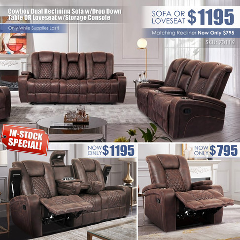 Cowboy Dual Reclining Sofa OR Loveseat_70116.jpg