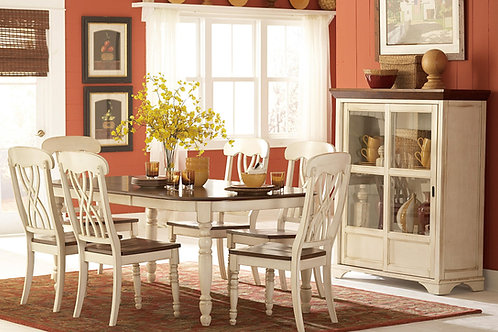 Ohana Dining Room Table & Chairs