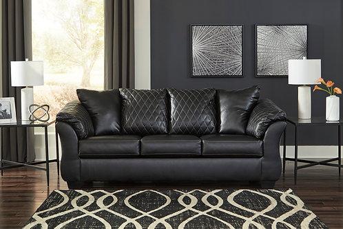 Betrillo Black Sofa