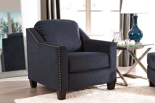Creeal Heights Midnight Blue Chair