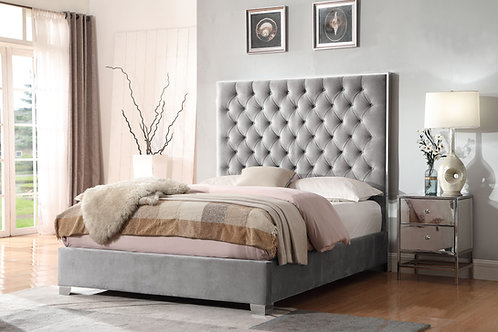 Lacey Upholstered Queen Bed