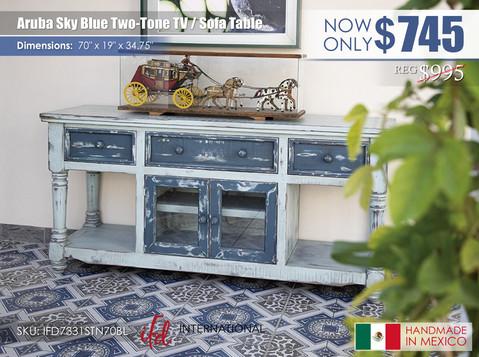 Aruba Sky Blue Two Tone TV Sofa Table_IFD7331STN70BL_Sep2021.jpg