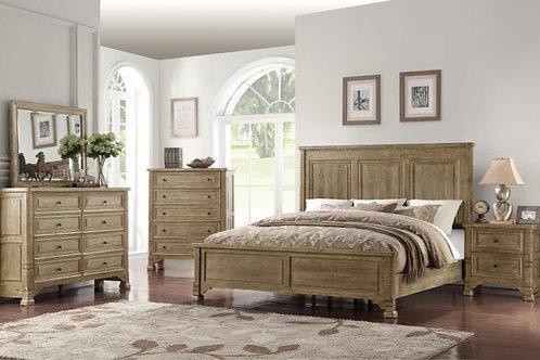 Kennewick Brown Queen Bedroom Set
