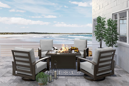 Cordova Reef Outdoor Swivel Chairs