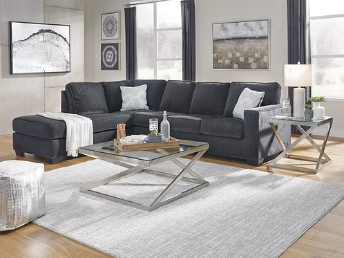Altari Slate 2-PC LAF Sectional