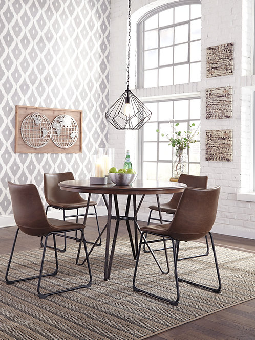 Centiar Round Dining Collection