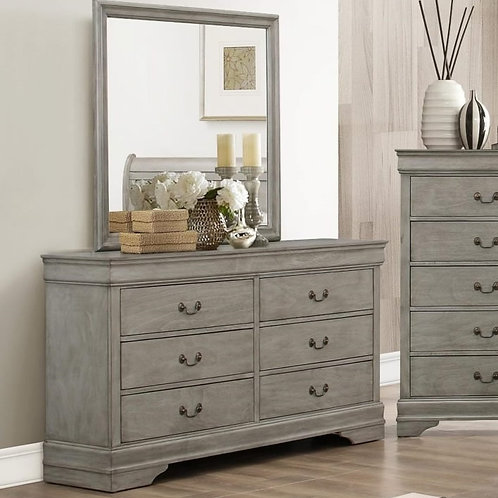 Louis Philip Gray Dresser