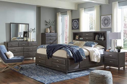 Caitbrook Queen Storage Bedroom Set