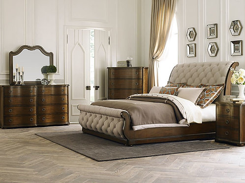 Cotswold Upholstered King Bedroom Special
