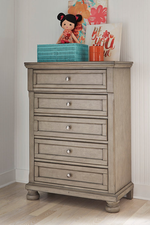 Lettner Gray Youth Chest