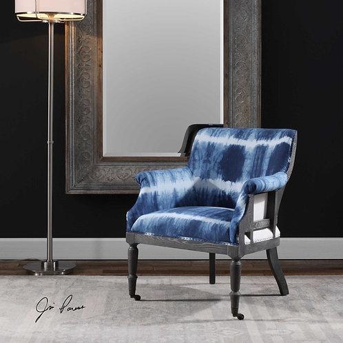 Royal Cobalt Accent Chair