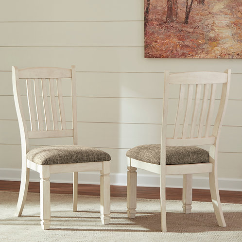 Bolanburg Side Chairs (Set of 2)