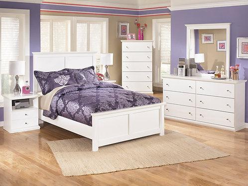 Bostwick Shoals Full Panel Bedroom Set